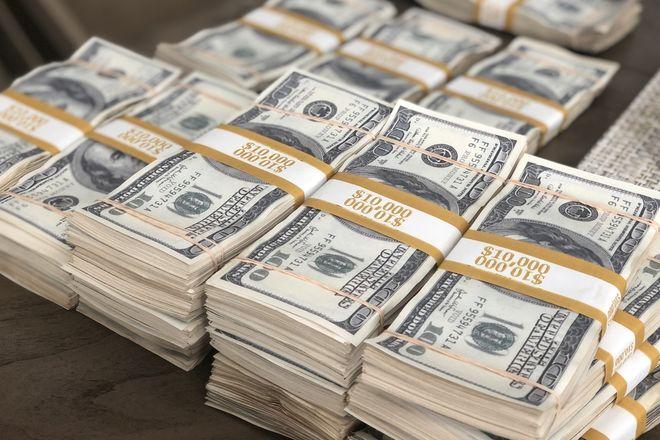 $ 1 Million Dollars - Prop Money (Fake)