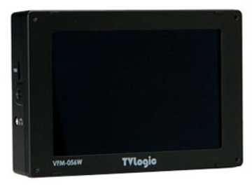 "Rent: 5.6"" TVLogic VFM-056WP High-Resolution Compact LCD Monitor"