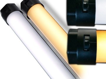 2x 4ft Quasar BiColor & Dimmable