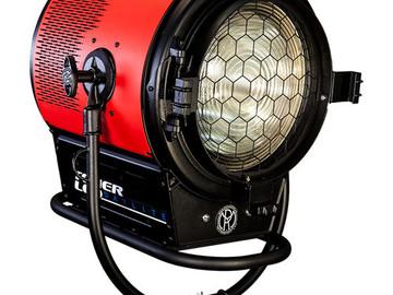 Rent: MOLE RICHARDSON 10K LED Tener, draws 1600W
