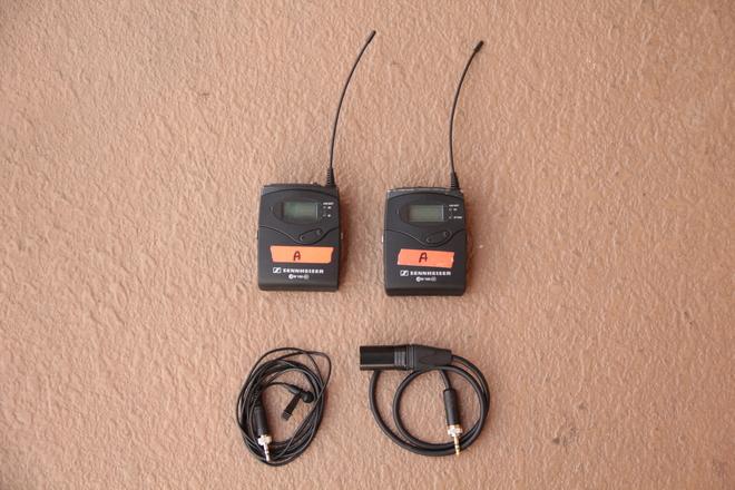 Sennheiser G3 Lav Kit (A BLOCK)