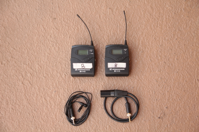 Sennheiser G3 Lav Kit (B BLOCK)