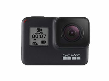 GoPro HERO7 Black with dive housing