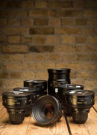 Cooke Speed Panchro TLS Prime Lens Set