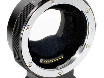 Canon to Sony EF Metabones lens adapter