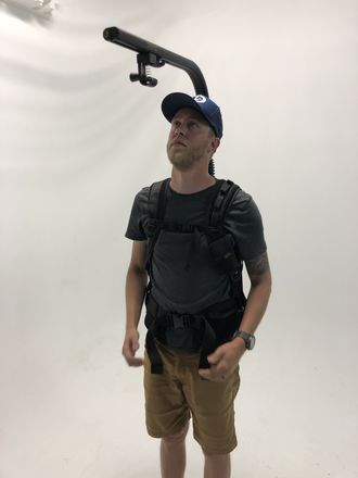 EasyRig Cinema 3 500N with Flex Vest and Arm (24-28.5 lbs)