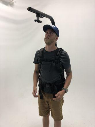 EasyRig Cinema 3 500N with Flex Vest and Arm (24-28.5 lbs)