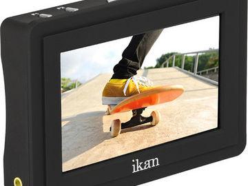 """ikan VL35 3.5"""" 4K HDMI On-Camera LCD Monitor"""