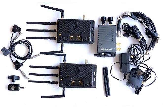 Paralinx Tomahawk2 1:2 Wireless Transmitter/Receiver