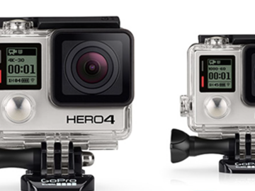 Rent: GoPro Hero 4 (3 Piece) Package