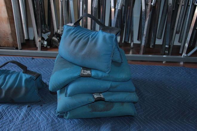 (4) American Grip 20 LBS Sandbags