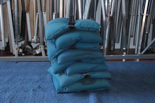 (8) American Grip 20 LBS Sandbags