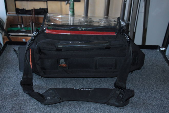 Petrol PS617 Large Sound Audio mixer Bag