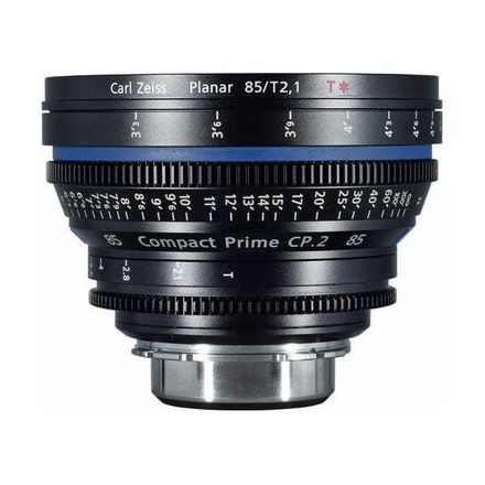 Zeiss Compact Prime CP.2 85mm T2.1 PL