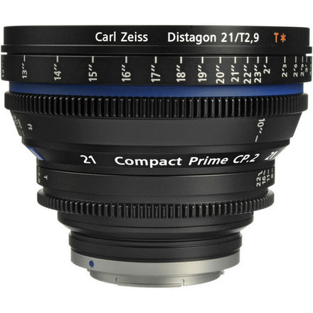Zeiss Compact Prime CP.2 21mm T2.9 PL