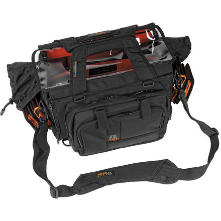 Petrol PS603 XL Sound Audio Mixer Bag Black