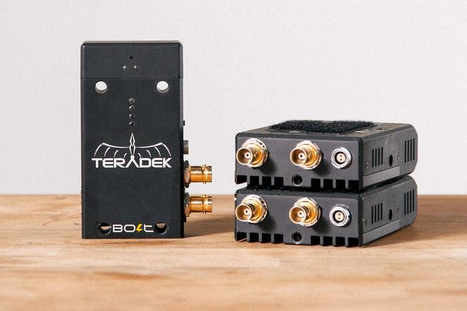 TERADEK BOLT PRO 300 TX/(2)RX SDI