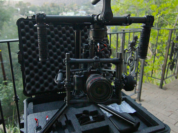 Rent: Movi M5 with Sony a7S Package (1 of 2)