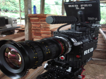 Rent: Red Epic x