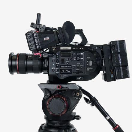 Sony FS7 Package w/ SpeedBooster Ultra + Canon 24-105mm