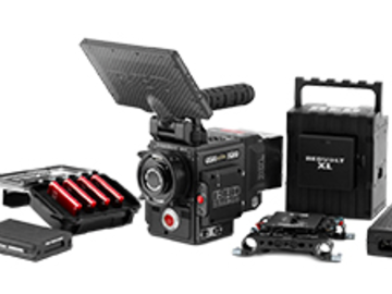 Rent: RED Weapon Carbon Fiber Full Camera Package