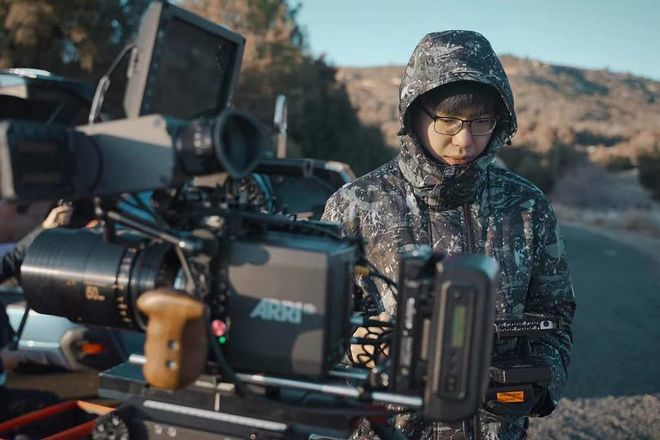 1st AC Plus Director Monitor kit package
