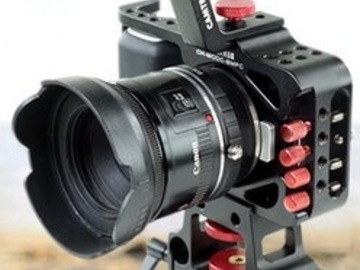 Rent: Blackmagic Pocket Camera Package