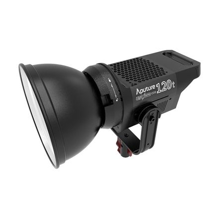 4x Aputure LS 120T with light stands & Modifiers