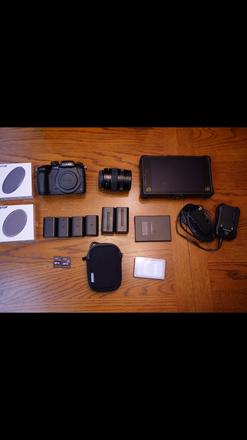 Panasonic Lumix DC-GH5 Digital Camera
