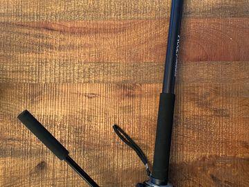 Rent: Manfrotto MVH500AH Fluid Head with Sunpak Stick