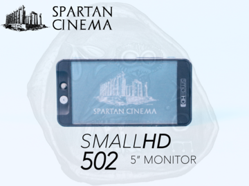 SmallHD 502 Monitor + Ultra Light Arm #2