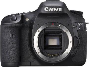 Rent: EOS Canon 7d