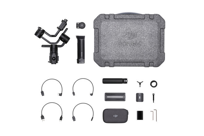 Ronin-S Standard Kit with Compatible plate for BMPCC