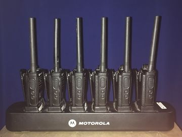 Production Grade Motorola Walkies (6-pack)