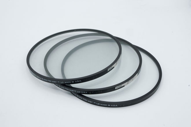 Tiffen 138mm Black ProMist (3) Filter Set