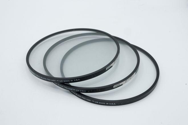 Tiffen 138mm Black Pro-Mist Filter Set