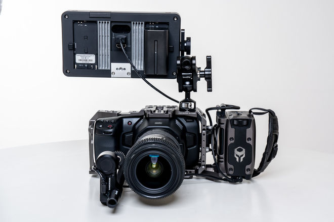 Rent A Blackmagic Design Pocket Cinema Camera 6k Kit Best Prices Sharegrid New York Ny