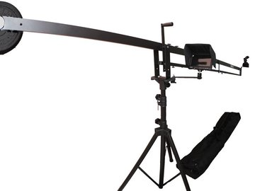 Rent: Indy Jib 12' Camera Crane Deluxe Production Package w/ 1080P