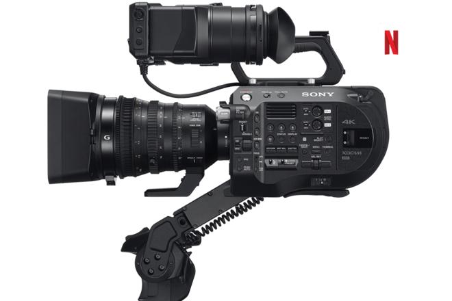 Sony PXW-FS7M2 XDCAM Super 35 Camera System w/ lens