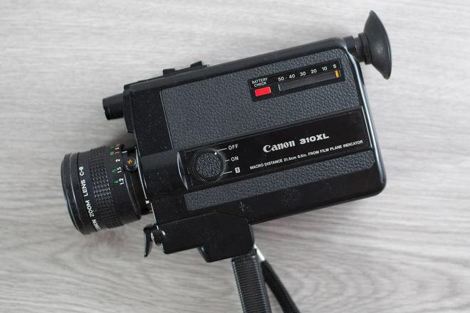 canon 310xl super 8mm