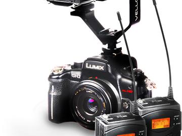 Rent: 2 Sennheiser G3 Complete Lav kits