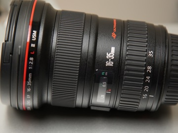 Rent: Canon EF Lens Package:  24-70mm f/2.8L + 16-35mm f/2.8L