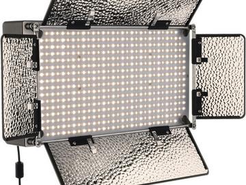 Rent: Genaray SpectroLED Studio 500 Bi-Color LED Light