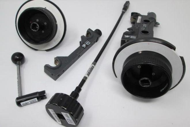ARRI FF-4 Follow Focus Kit + Whip + Speed Crank