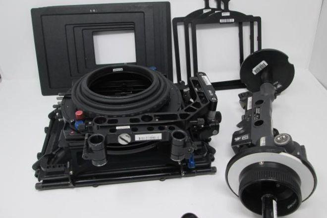 ARRI MB-20 II Studio Mattebox & Arri FF4 Package
