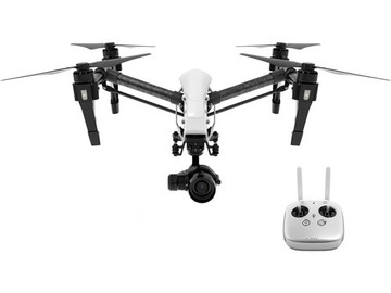 Rent: DJI Inspire 1 Pro w/ X5 Camera 2 lenses comes with Operator