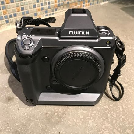 Fuji GFX 100 Mirrorless Medium Format Digital Camera