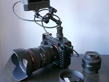 Rent: Sony A7S II Camera/Lenses/Tripod & Accessories