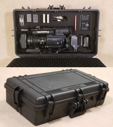 AG-HVX200 DVCProHD Camera w/extras and FireStore F