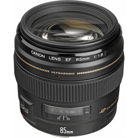 Canon EF 85mm f/1.8 USM